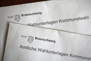 Briefwahlunterlagen